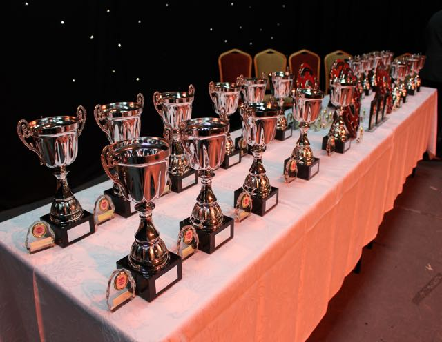 Whitworth High School GCSE Trophies