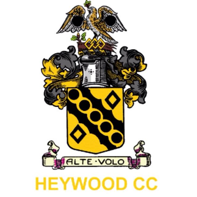 Heywood Cricket Club Logo