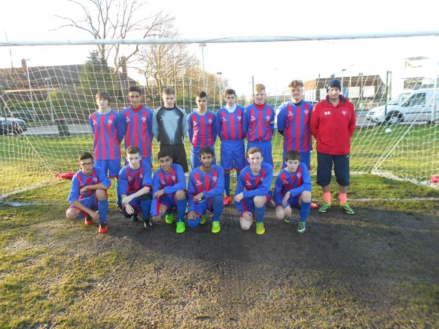 Shawclough Junior Football Team