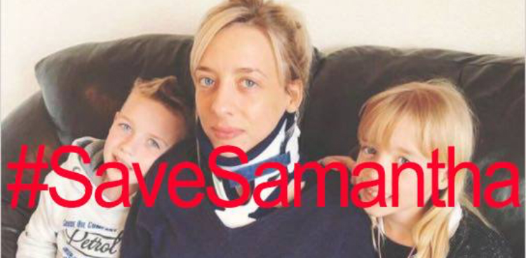 Save Samantha Picture